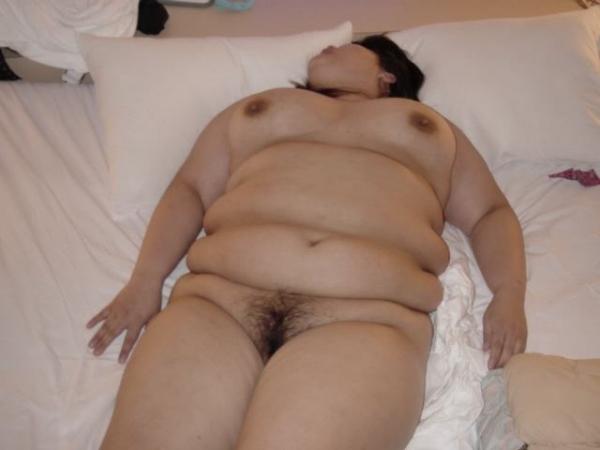 激ぽちゃ熟女 ブクブク太った重量級デブ女のエロ画像40枚の007枚目