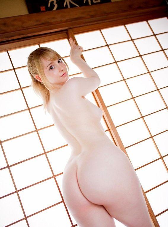 金髪娘ジェマの浴衣エロ画像がエッチだあー42枚の041枚目