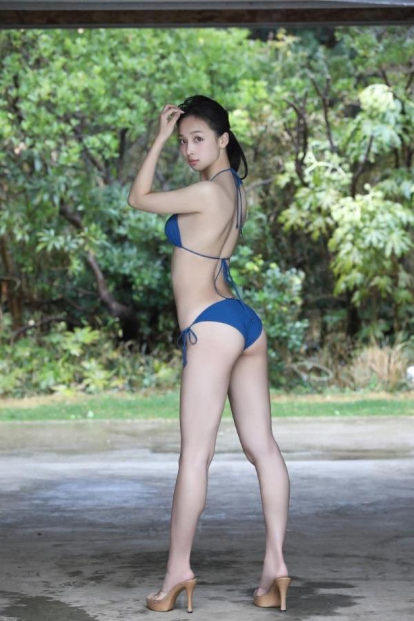 華村あすか 麗しの水着画像 10代の曲線美100枚の023枚目
