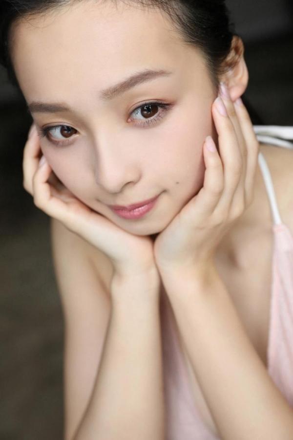 華村あすか 麗しの水着画像 10代の曲線美100枚の048枚目