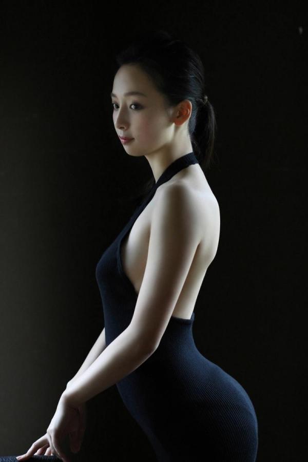 華村あすか 麗しの水着画像 10代の曲線美100枚の052枚目