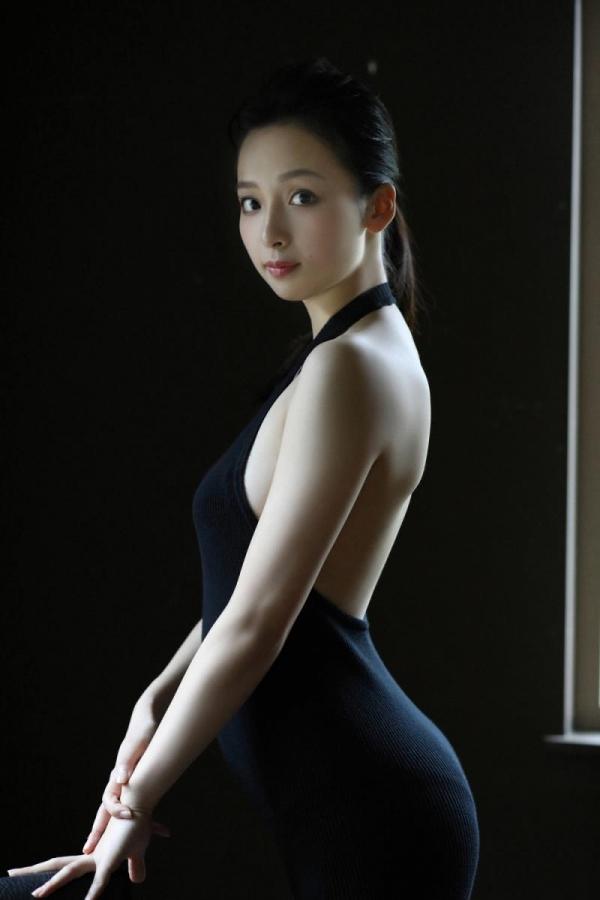 華村あすか 麗しの水着画像 10代の曲線美100枚の054枚目