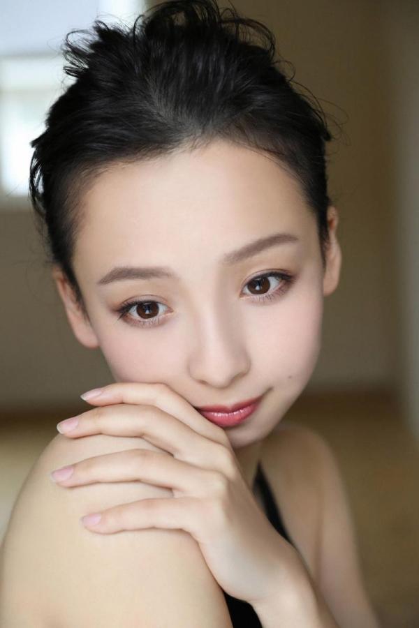 華村あすか 麗しの水着画像 10代の曲線美100枚の067枚目