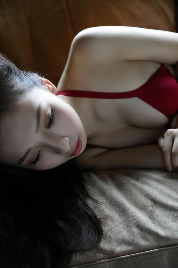 華村あすか 麗しの水着画像 10代の曲線美100枚の076枚目