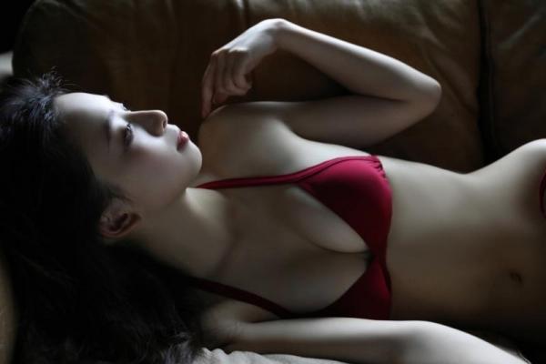 華村あすか 麗しの水着画像 10代の曲線美100枚の077枚目