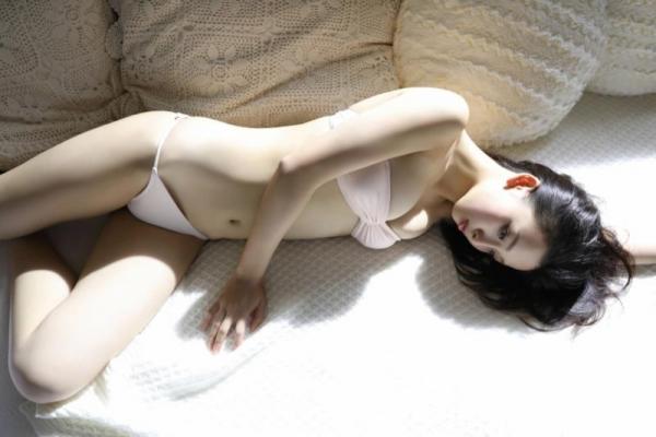 華村あすか 麗しの水着画像 10代の曲線美100枚の099枚目