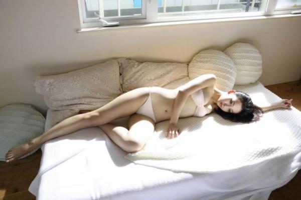 華村あすか 麗しの水着画像 10代の曲線美100枚の100枚目