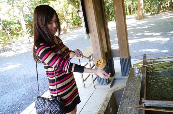 はるかみらい(前田由美)美形のGカップ巨乳美女エロ画像90枚の016枚目