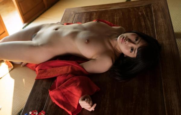 春宮すず スレンダー美巨乳娘ヌード画像140枚のa014番