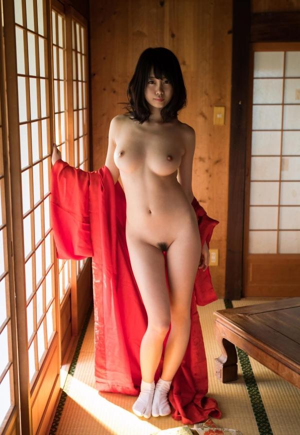 春宮すず スレンダー美巨乳娘ヌード画像140枚のa022番