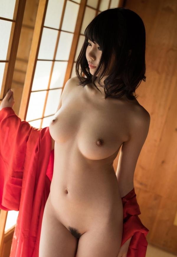 春宮すず スレンダー美巨乳娘ヌード画像140枚のa023番