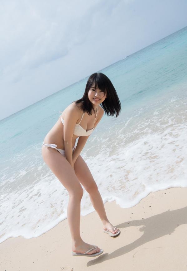 春宮すず スレンダー美巨乳娘ヌード画像140枚のa028番