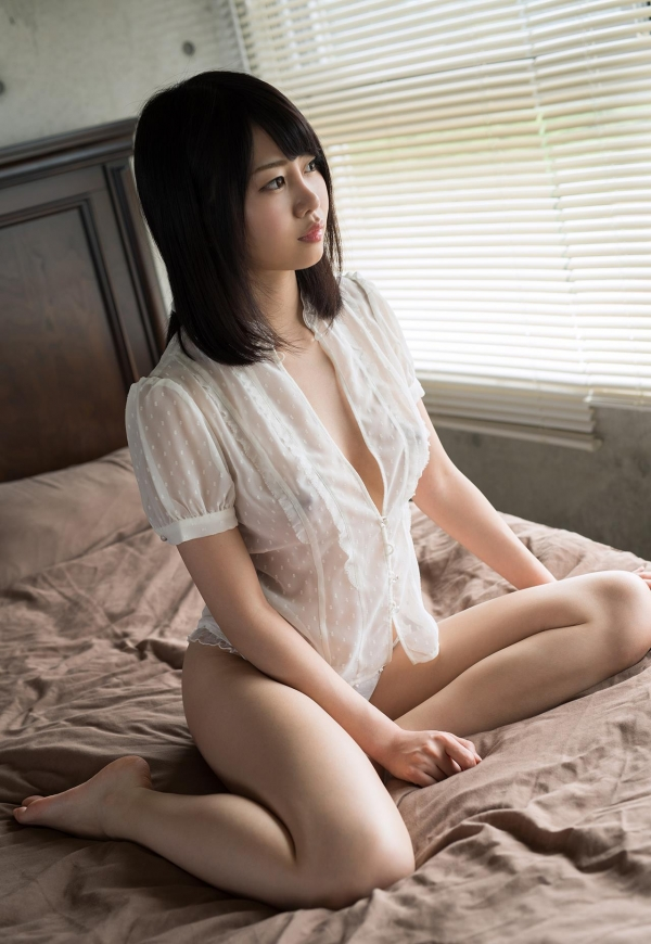 春宮すず スレンダー美巨乳娘ヌード画像140枚のa042番