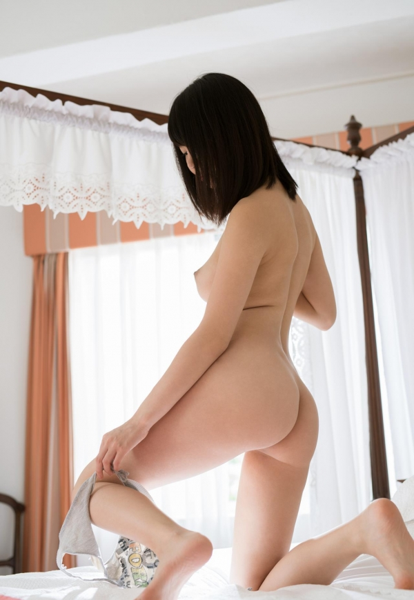 春宮すず スレンダー美巨乳娘ヌード画像140枚のa068番