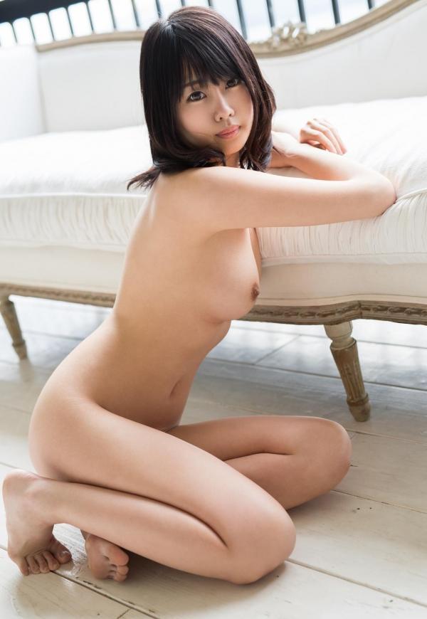 春宮すず スレンダー美巨乳娘ヌード画像140枚の2