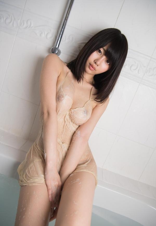 春宮すず スレンダー美巨乳娘ヌード画像140枚のa105番