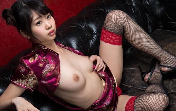 春宮すず スレンダー美巨乳娘ヌード画像140枚のb004番