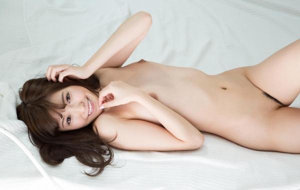 橋本ありな スレンダーちっぱい美女ヌード120枚の120枚目