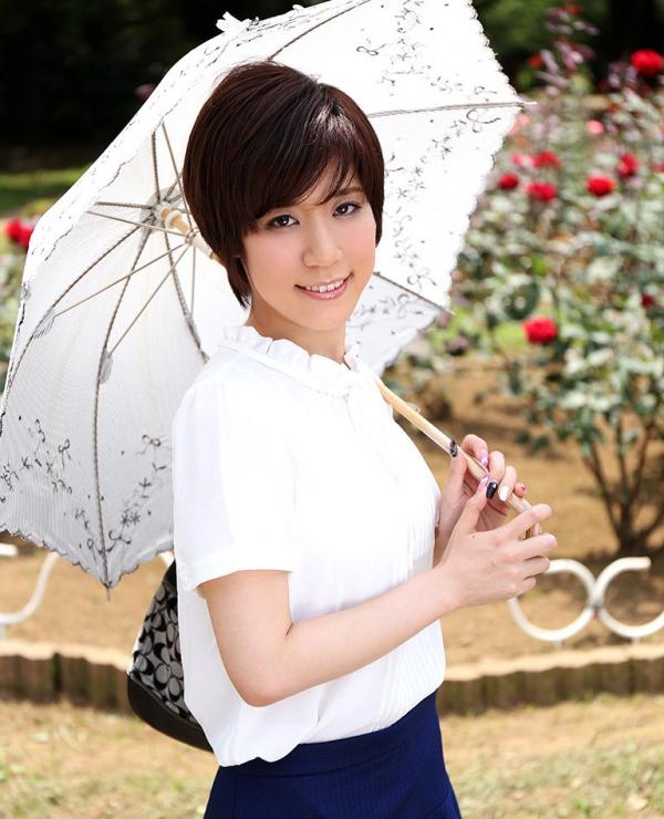 橋本麻衣子(尾上美奈)ショートヘアのアラサー不倫妻エロ画像87枚のa002枚目