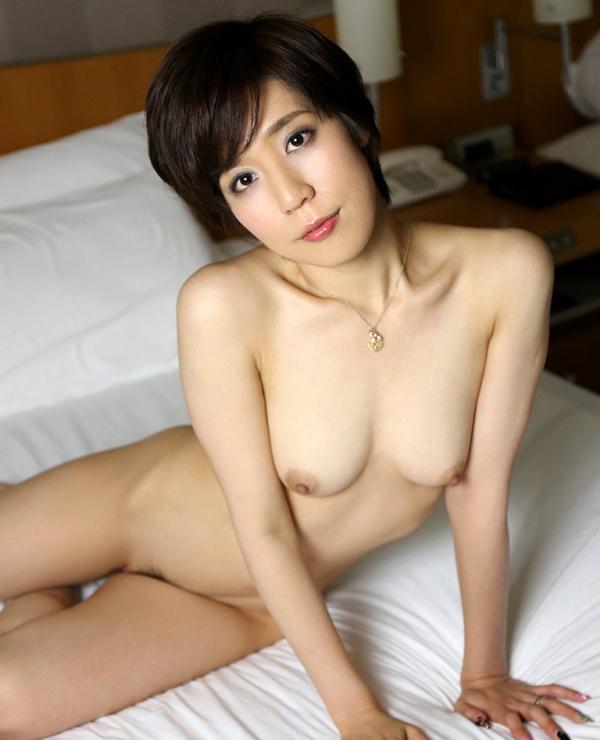 橋本麻衣子(尾上美奈)ショートヘアのアラサー不倫妻エロ画像87枚のa044枚目
