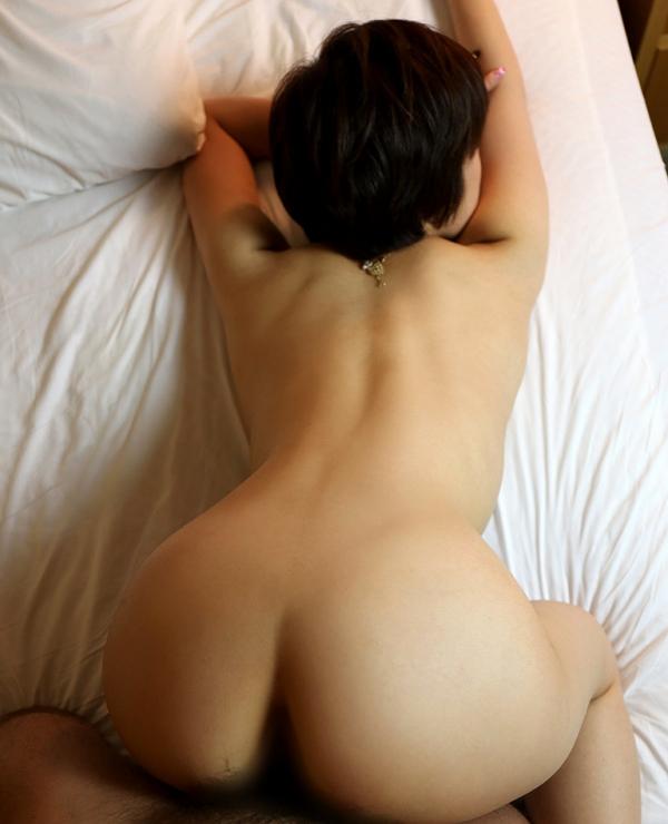 橋本麻衣子(尾上美奈)ショートヘアのアラサー不倫妻エロ画像87枚のa053枚目