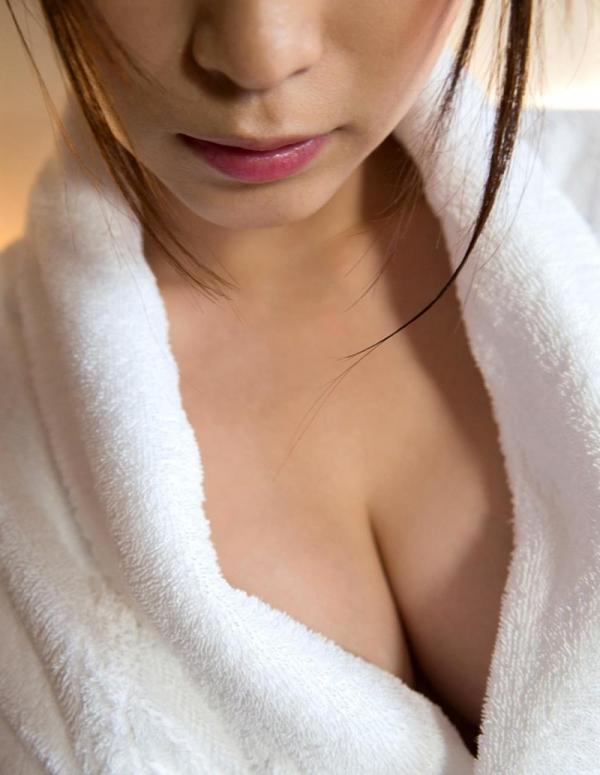美しいくびれのスレンダー巨乳 蓮実クレア エロ画像105枚の054枚目