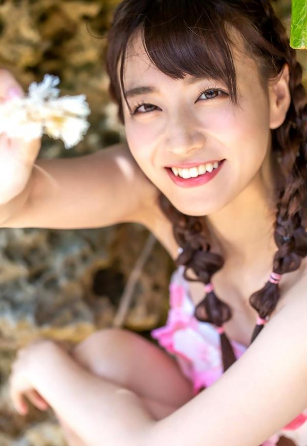 初川みなみ 色白美乳スレンダー美女エロ画像117枚のb028枚目