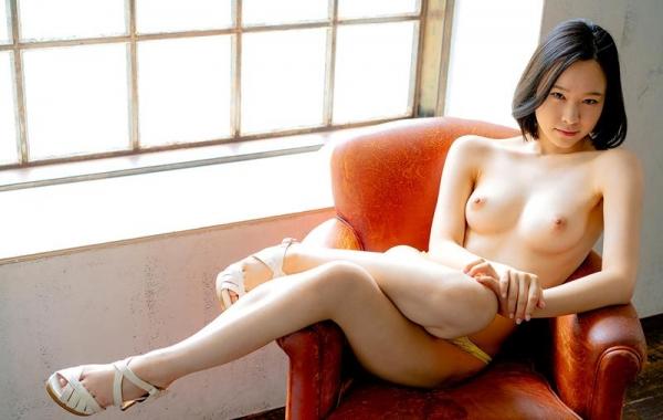 初乃ふみか 極細スリム美巨乳な美少女ヌード画像110枚の025枚目