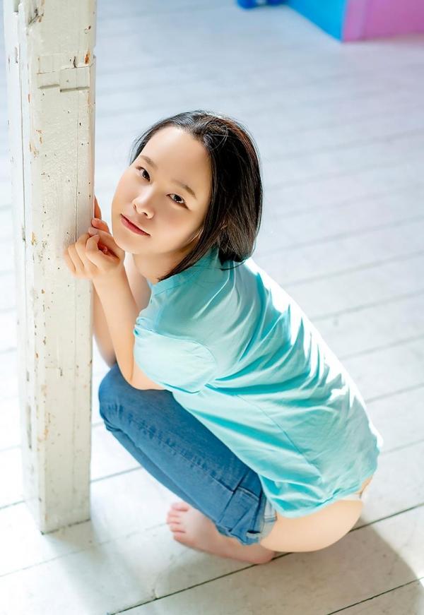 初乃ふみか 極細スリム美巨乳な美少女ヌード画像110枚の061枚目