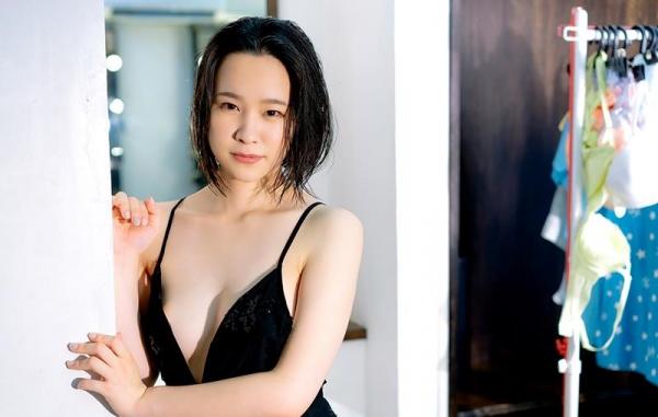 初乃ふみか 極細スリム美巨乳な美少女ヌード画像110枚の098枚目