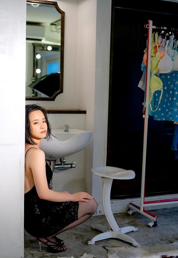 初乃ふみか 極細スリム美巨乳な美少女ヌード画像110枚の099枚目