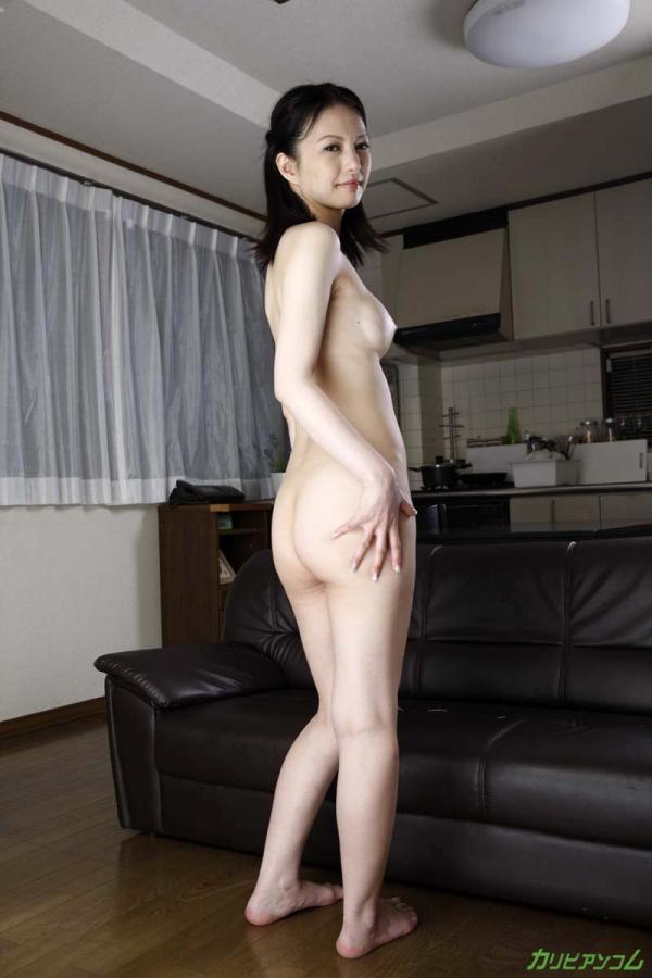 スレンダー美熟女 白咲奈々子(羽月ミリア)エロ画像30枚のa011枚目