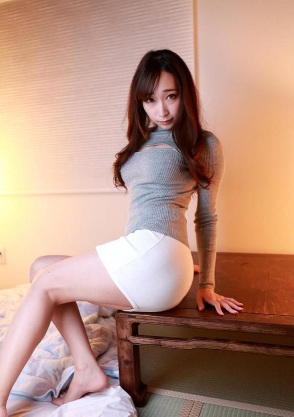 脱衣のセクシー画像 スレンダー美巨乳 蓮実クレア 画像70枚の027枚目