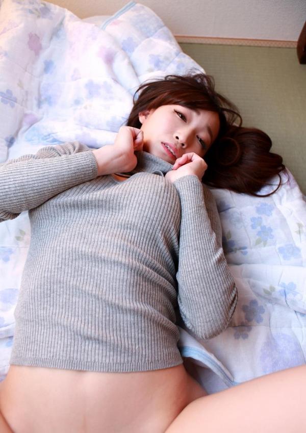 脱衣のセクシー画像 スレンダー美巨乳 蓮実クレア 画像70枚の049枚目