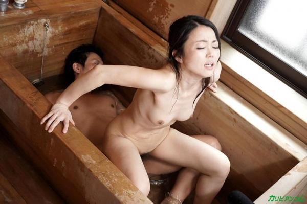 広瀬奈津美 人妻秘湯なされるがままの女体盛りエロ画像46枚のb23枚目