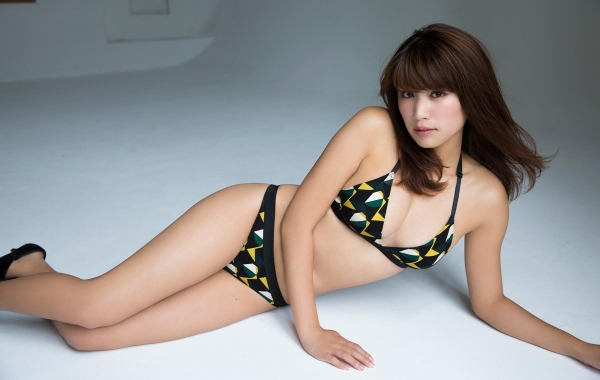 久松郁実水着画像 グラドルにしてCanCam専属モデル60枚の016枚目