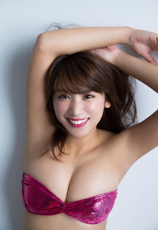 久松郁実水着画像 グラドルにしてCanCam専属モデル60枚の021枚目
