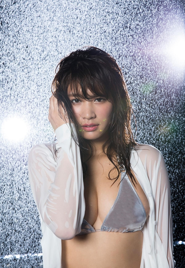 久松郁実水着画像 グラドルにしてCanCam専属モデル60枚の040枚目