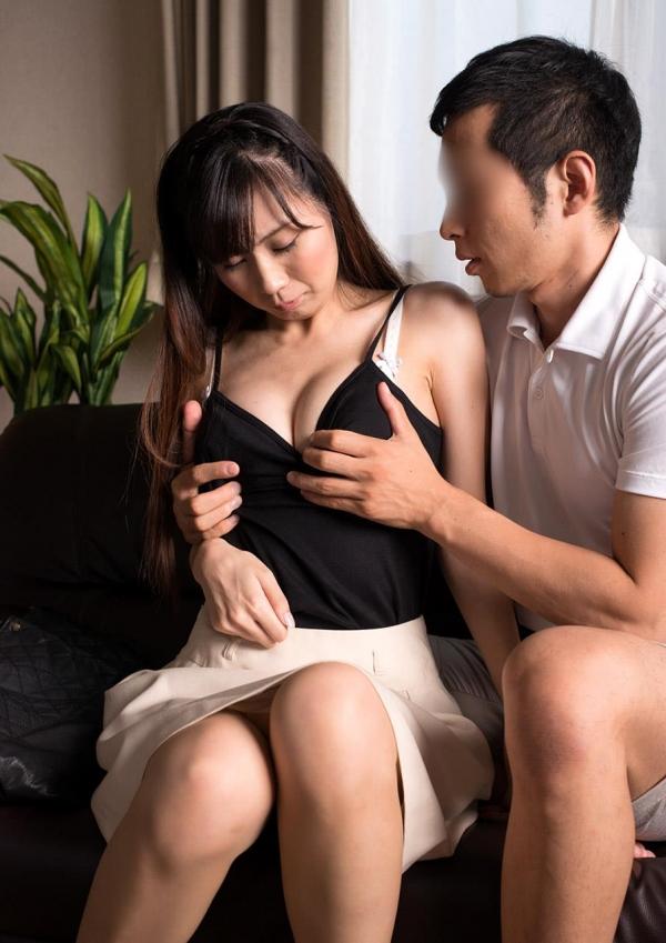 熟女エロ画像 寂しい四十路主婦の浮気セックス90枚の29枚目
