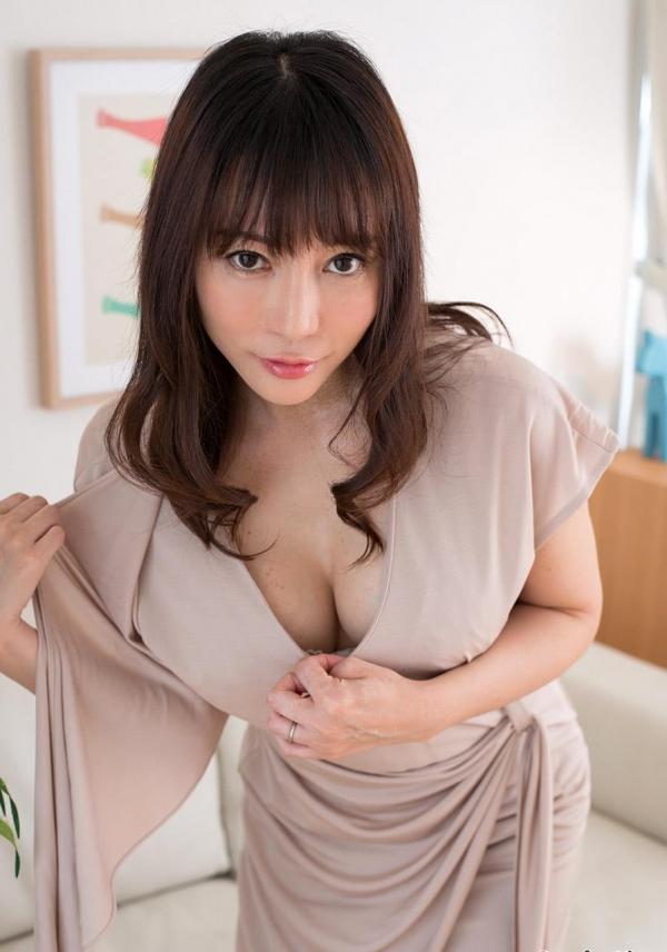 熟女エロ画像 四十路巨乳妻春花SEX画像120枚の017枚目