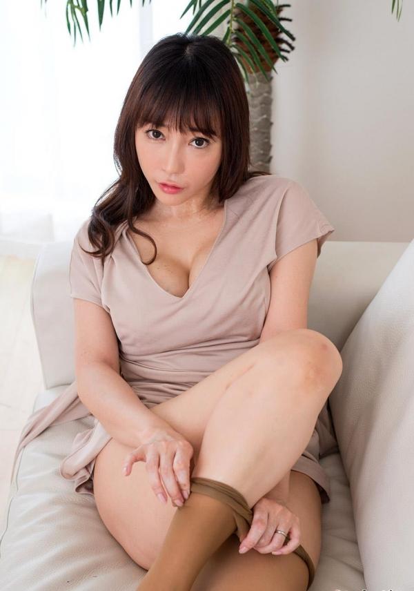 熟女エロ画像 四十路巨乳妻春花SEX画像120枚の020枚目