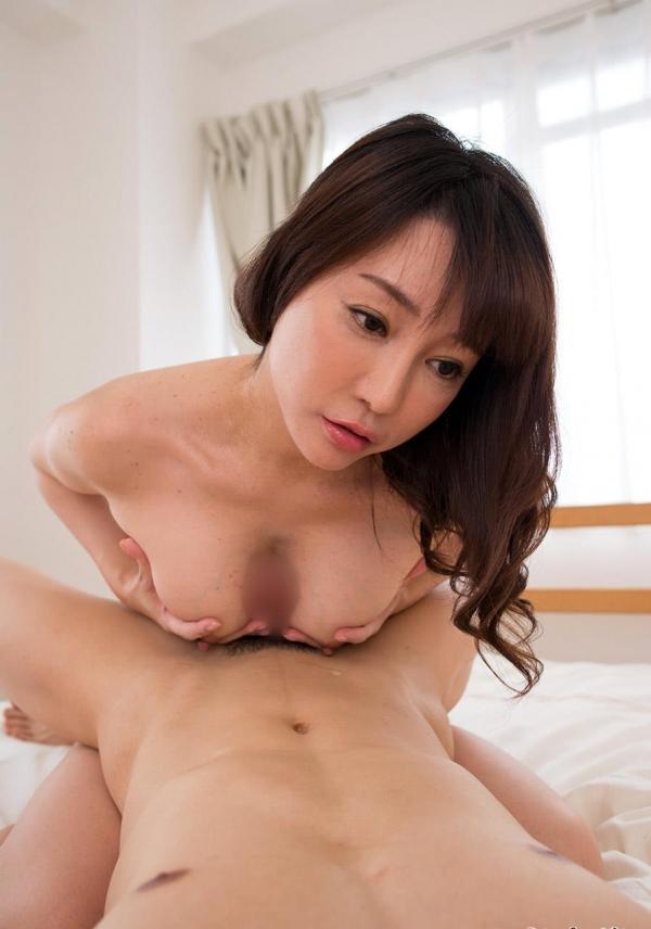 熟女エロ画像 四十路巨乳妻春花SEX画像120枚の085枚目