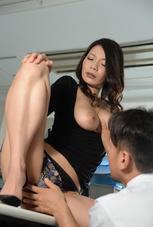 穂高ゆうき(三井亜矢)美熟女セックス画像134枚のb35番