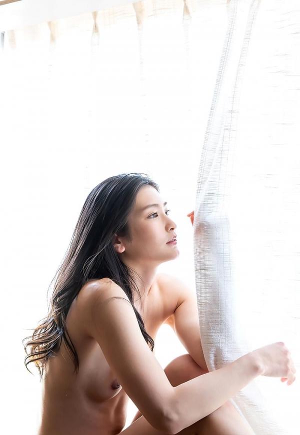 本庄鈴 SODstar スレンダー美女ヌード画像150枚のb023枚目