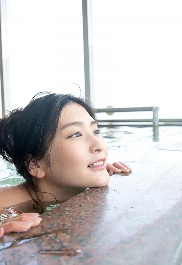 本庄鈴 SODstar スレンダー美女ヌード画像150枚のb057枚目