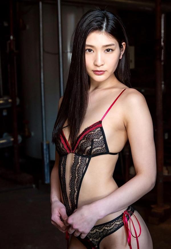本庄鈴 SODstar スレンダー美女ヌード画像150枚のb086枚目