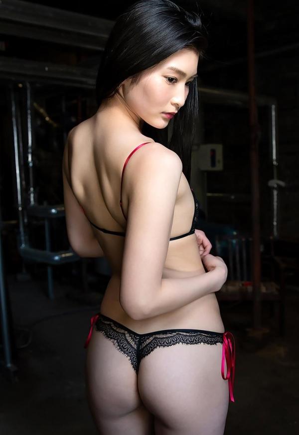 本庄鈴 SODstar スレンダー美女ヌード画像150枚のb088枚目