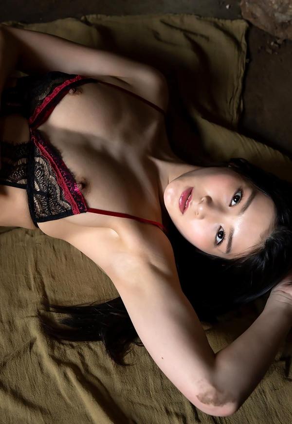 本庄鈴 SODstar スレンダー美女ヌード画像150枚のb101枚目