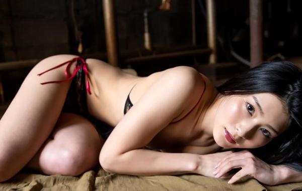 本庄鈴 SODstar スレンダー美女ヌード画像150枚のb102枚目