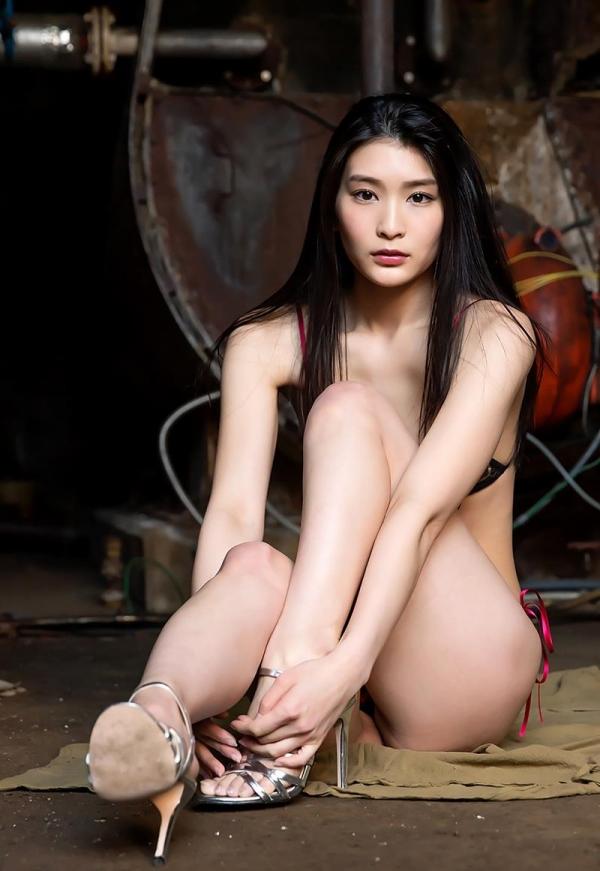 本庄鈴 SODstar スレンダー美女ヌード画像150枚のb104枚目